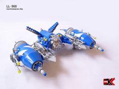 LL-868 #LEGO #MOC #space