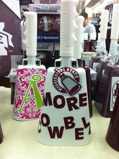 Mississippi State cowbell
