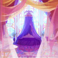 Bedroom Drawing, Bedroom Art, Scenery Background, Scenery Wallpaper, Fantasy Castle, Fantasy Art, Regal Academy, Casa Anime, Fantasy Bedroom
