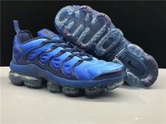 7347bc26513cc Nike Air Vapormax Plus Men s Running Shoes (Black) Athletic Sport Sneaker   fashion