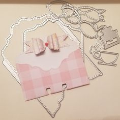Presale CH Lovely Is The Day Bundle Cutting Metal Decorative Scrapbooking Steel