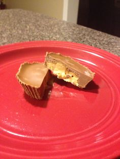 Home-made peanut butter cups! Made these with love #genious