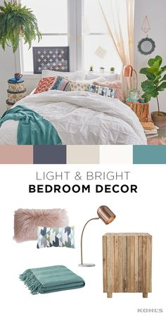 5 Beaming Cool Tips: Minimalist Living Room Decor Bed Frames minimalist home white floors.Boho Minimalist Home Bohemian Bedrooms minimalist bedroom decor night stands.Minimalist Home Kitchen Inspiration. Room Makeover, Bright Bedroom Decor, Home Bedroom, Home Decor, Room Inspiration, Apartment Decor, Bedroom Decor, Remodel Bedroom, Minimalist Home