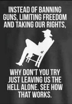 That's how Texas works, and they have the lowest crime rate in America. Chigaco has the strictest gun control laws, and has the highest crime rate in America. Dont Tread On Me, Political Views, God Bless America, Way Of Life, Swagg, We The People, Great Quotes, That Way, Funny