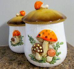 Mushroom canisters