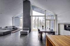 Lovely Minimalist House: Villa Lumi by Plus ArkkitehditDesignRulz24 November 2014Minimalism is essentially the art of being able to comfortably, conveniently and aesthetically live with less. While on the ... Architecture