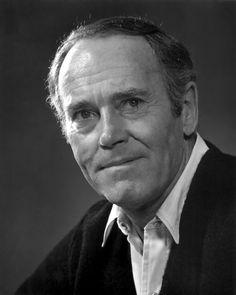 Henry Jaynes Fonda - Born: May 16, 1905 in Grand Island, Nebraska, USA /  Died: August 12, 1982 (age 77) in Los Angeles, California, USA