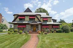 Spectacular English Colonial at 163 Oxford Blvd, Garden City NY