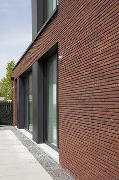 combinatie steentjes / beton