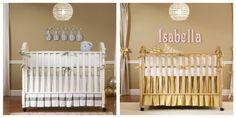 Unisex nursery ideas