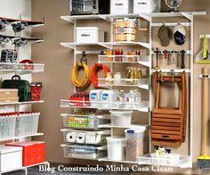 Construindo Minha Casa Clean: Saiba Como Decorar e Organizar a Garagem! Dicas e Tendências!