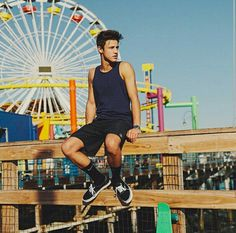Take me to the fair, and lets stay there forever.❤