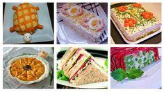 6 recetas para celebraciones