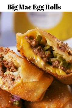 Pesto and pine nut tart - Clean Eating Snacks Recipes Using Egg Roll Wrappers, Egg Roll Recipes, Beef Recipes, Great Recipes, Cooking Recipes, Favorite Recipes, Big Mac, Egg Roll Wraps, Sandwiches