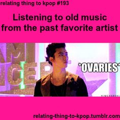 Listening to new releases from current favorite artists <3 | #Taecyeon #2PM | Relating Moments To Kpop