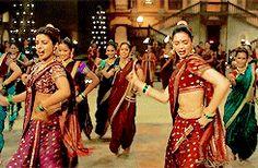 Priyanka Chopra & Deepika Padukone in Bajirao Mastani #2