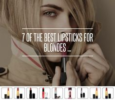 7. Mac's Syrup - 7 of the Best Lipsticks for Blondes ... → Makeup