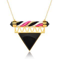 Rope Frida necklace - Collection VIVA LA VIDA #mariadolores www.designmariadolores.com.br