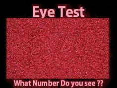 Your eyes can say a lot about your personality and special set of skills. What are your eyes saying?
