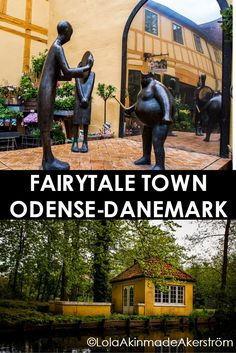 Be transported as you follow a journey into an enchanting Danish city where fantasy and reality co-exist. Find more at Geotraveler's niche: http://www.lolaakinmade.com/europe/odense-denmarks-fairytale-town/