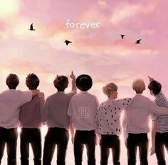 _Epilogue : Young Forever._   #V#Jin#Jimin#Jungkook#Jhope#suga#rapmonster