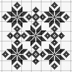 Another nice festive-looking pattern