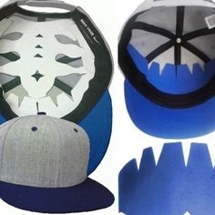 d23bc65431b Hat Shapers and Baseball Caps Crown Inserts