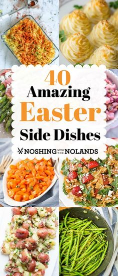 40 Amazing Easter Side Dishes to make your Easter dinner simple! dinner menu ideas sides 40 Amazing Easter Side Dishes to help make your Easter dinner simple Easter Side Dishes, Dinner Side Dishes, Dinner Menu, Main Dishes, Easter Appetizers, Easter Dinner Recipes, Easter Dinner Ideas, Sides For Easter Dinner, Holiday Recipes