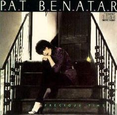 Almost won a chance to see Pat Benatar in concert tonight! Promises In The Dark one of my fav tunes of hers.