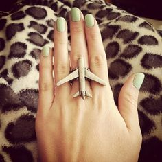 a stewardess would look SO cute wearing this. cliche but awesome.