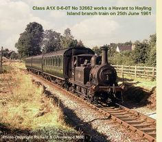 Terriers were smashing little engines, some have been preserved By Train, Train Car, Train Travel, Southern Trains, Severn Valley, Old Steam Train, Disused Stations, Southern Railways, Steam Railway