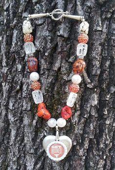 Longhorns Necklace UT