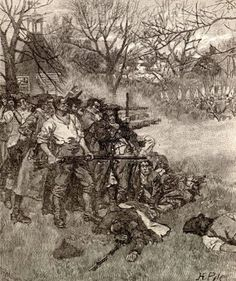 Battle of Lexington was a battle in the Revolutionary War fought on April 19, 1775, between American colonist and British solders.