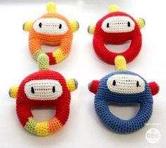 Irresistible Crochet a Doll Ideas. Radiant Crochet a Doll Ideas. Crochet Baby Toys, Crochet For Boys, Crochet Bunny, Crochet Toys Patterns, Cute Crochet, Stuffed Toys Patterns, Crochet Crafts, Crochet Dolls, Baby Knitting