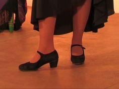 Aprende a bailar Sevillanas - Parte 2 - Gratis - Curso de Sevillanas completo - paso a paso - YouTube