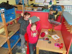 Spiegelen Mariaschool: Nieuwe themahoek met spiegels