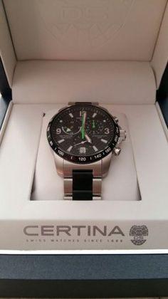 CERTINA C0016392220702 660,00 € Rolex Watches, Accessories, Fashion, Moda, Fashion Styles, Fashion Illustrations, Jewelry Accessories