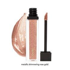 Jouer Long-Wear Lip Topper in Rose Gold