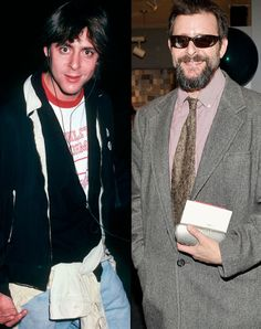 Judd Nelson in 1985 & Now