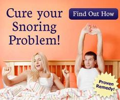 Don't let snoring ruin your days or harm your relationships. Learn what causes snoring and stop snoring tips and remedies.