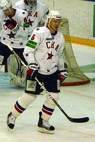Denis Denissow - russischer Nationalspieler
