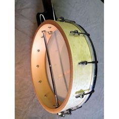 Build-It-Yourself Shackleton Maple DIY KIT Banjo made by The Great British Banjo Company Ltd in #Norfolk