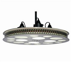 The 20 best home theater systems images on pinterest top rated 70mm movie reel hanging ceiling light fixture home theater decor fandeluxe Image collections