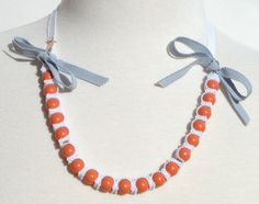 Lilly Necklace by DIDADesign on Etsy, $70.00