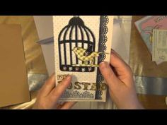 GIFT CARD HOLDER - A DIFFERENT KIND OF HANDMADE CARD - YouTube