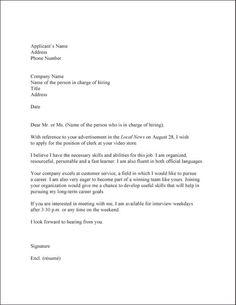 mais de ideias sobre application for employment no pinterestemployment application letter   an application for employment  job application  or application form require applicants to accompany the form   a cover
