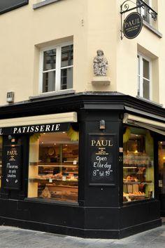 PAUL patisserie, Groenplaats, Antwerp | Lisa Hjalt