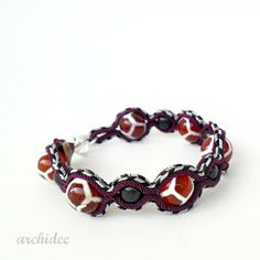 SOUTACHE & EMBROIDERY CREATIONS UPDATE | BRACELETS
