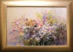 """Kwiaty"" - Maria Iwona Wilk"
