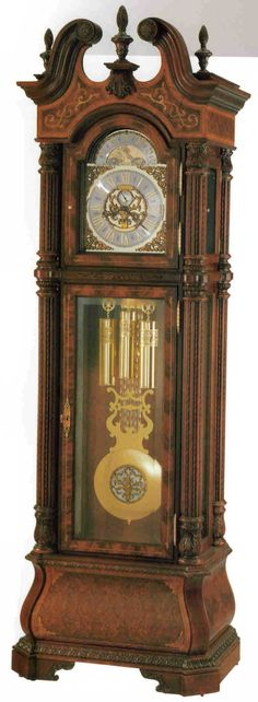 Howard Miller Limited Edition Grandfather Clock. Always wanted a grandfather clock!